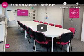 Virtual tour Meeting Space